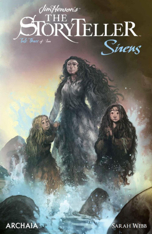 The Storyteller: Sirens #3