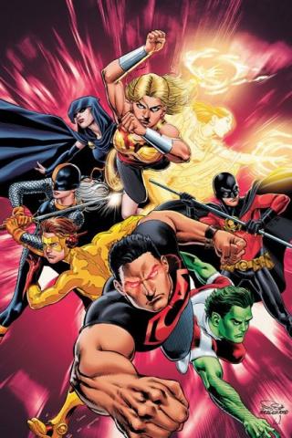 Teen Titans: Prime of Life