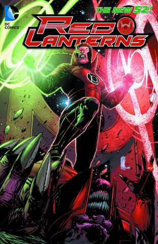 Red Lanterns Vol. 4: Blood Brothers