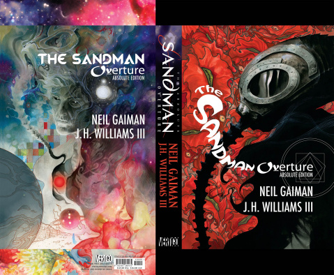 The Absolute Sandman: Overture