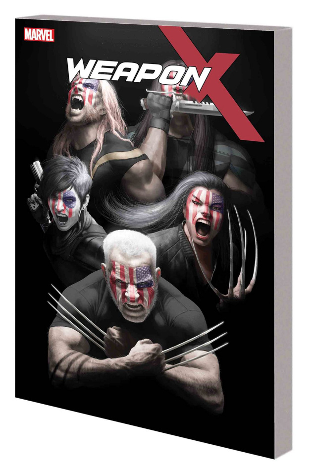 Weapon X Vol. 3: Modern Warfare