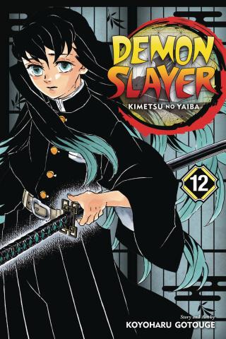 Demon Slayer: Kimetsu No Yaiba Vol. 12