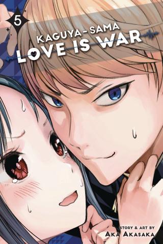 Kaguya-Sama: Love Is War Vol. 5