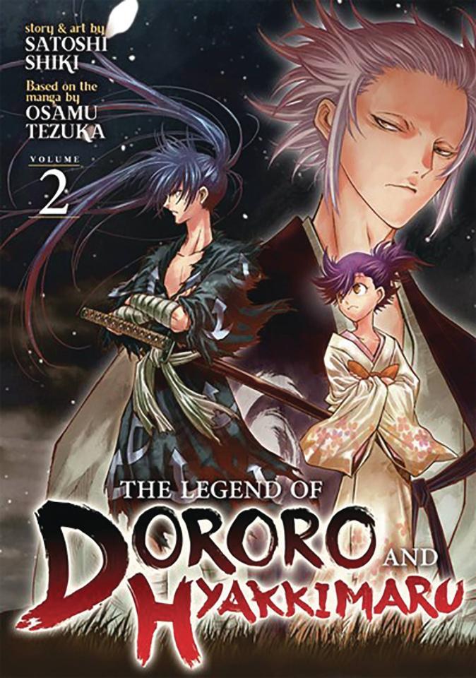 The Legend of Dororo & Hyakkimaru Vol. 2
