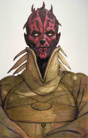 Star Wars: Age of Republic - Darth Maul #1 (McCaig Design Cover)