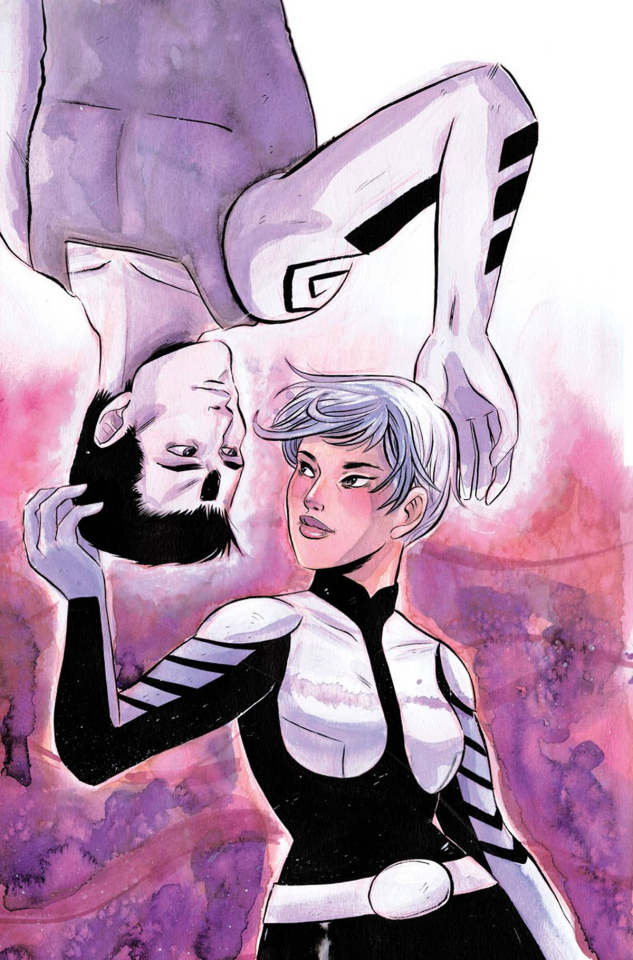 The Death-Defying Doctor Mirage: Second Lives #2 (20 Copy Lenox Cover)