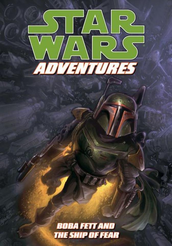 Star Wars Adventures Vol. 5: Boba Fett & The Ship of Fear