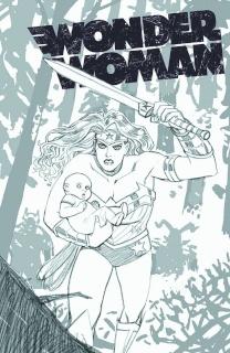 Wonder Woman #18 (Variant Cover)