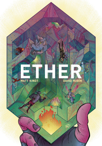 Ether: The Copper Golems #2
