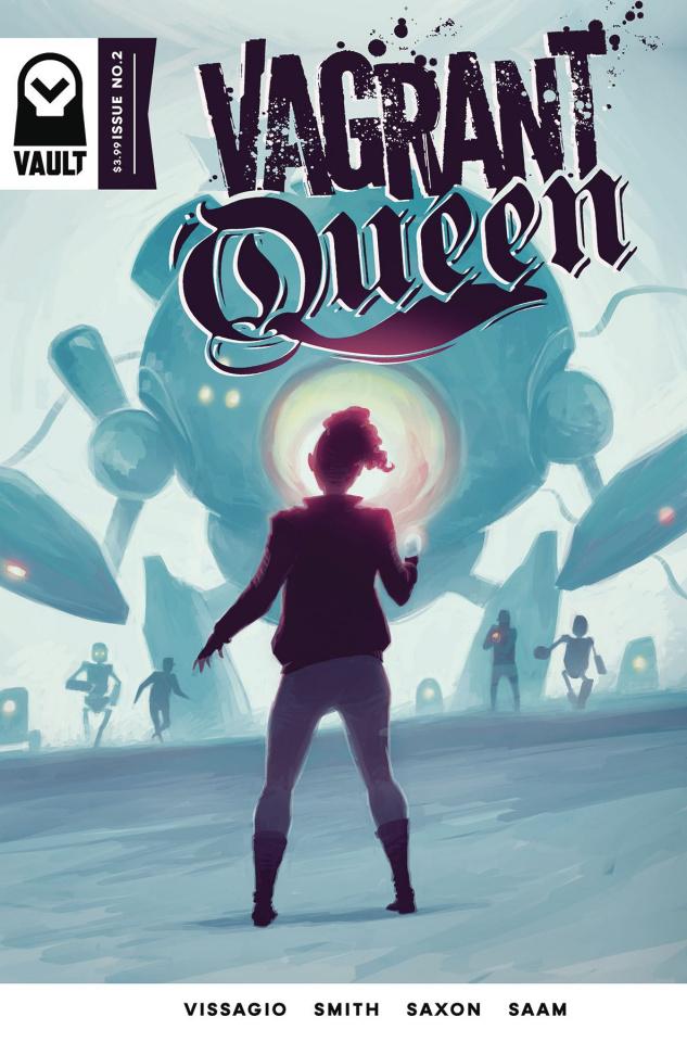 Vagrant Queen #2 (Alterici Cover)