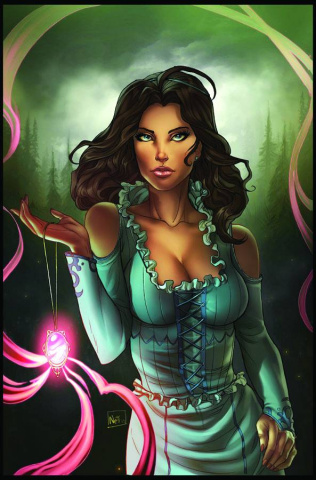 Grimm Fairy Tales: Robyn Hood - Wanted #3 (Ruffino Cover)