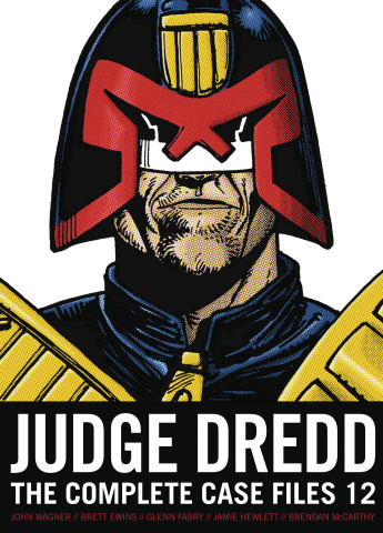 Judge Dredd: The Complete Case Files Vol. 12