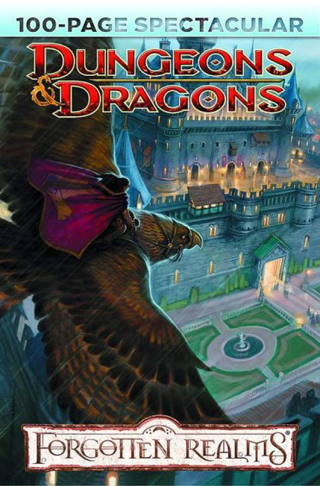 Dungeons & Dragons: Forgotten Realms 100 Page Spectacular