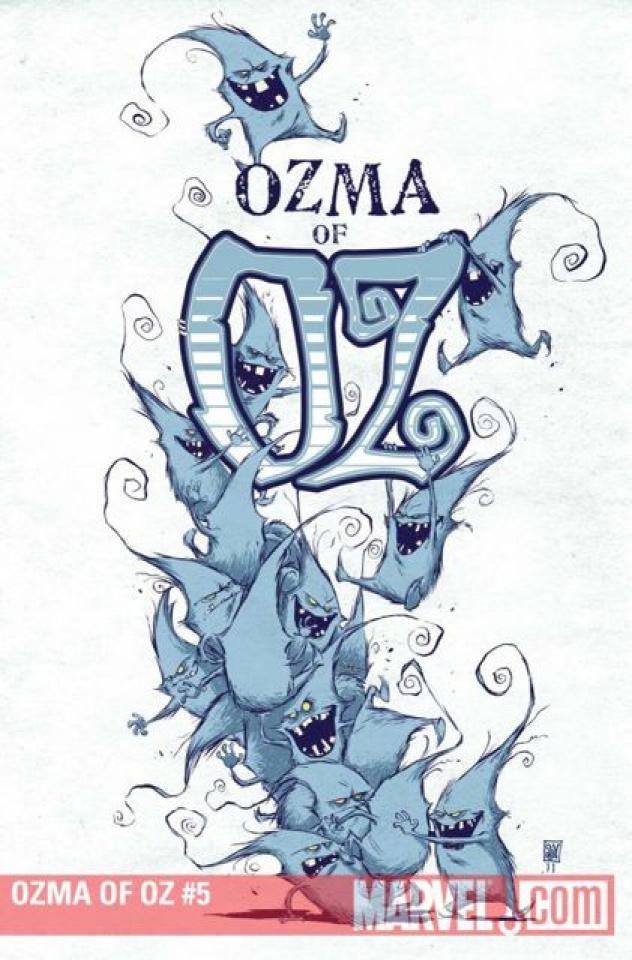 Ozma of Oz #5