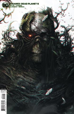 DCeased: Dead Planet #5 (Francesco Mattina Card Stock Cover)