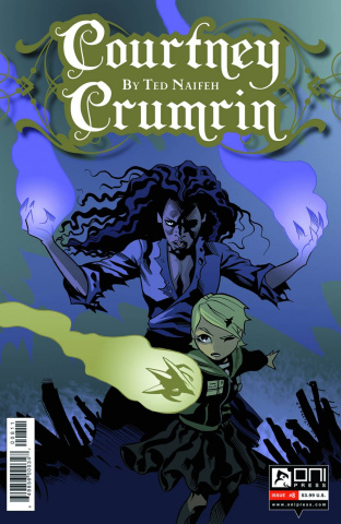 Courtney Crumrin #8