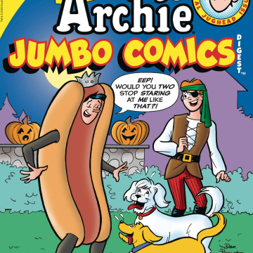 World of Archie Jumbo Comics Digest #103