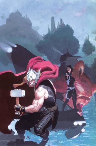 Thor: God of Thunder #19