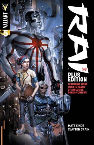 Rai #5 (Plus Edition)