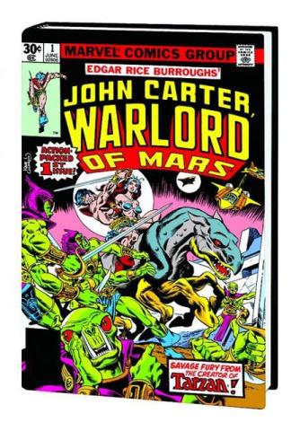 John Carter: Warlord of Mars
