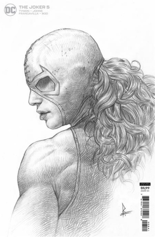 Joker #5 (1:25 Riccardo Federici Cover)