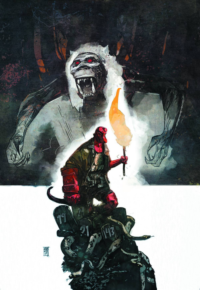 Hellboy and the B.P.R.D. #2: 1952