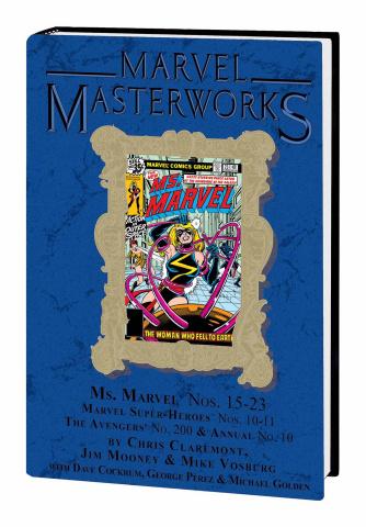Ms. Marvel Vol. 2 (Marvel Masterworks)