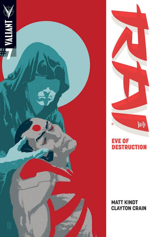 Rai #7 (Allen Cover)