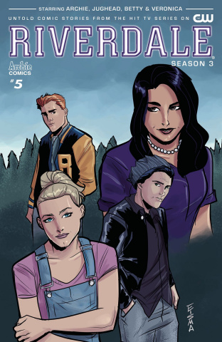 Riverdale, Season 3 #5 (Eisma Cover)