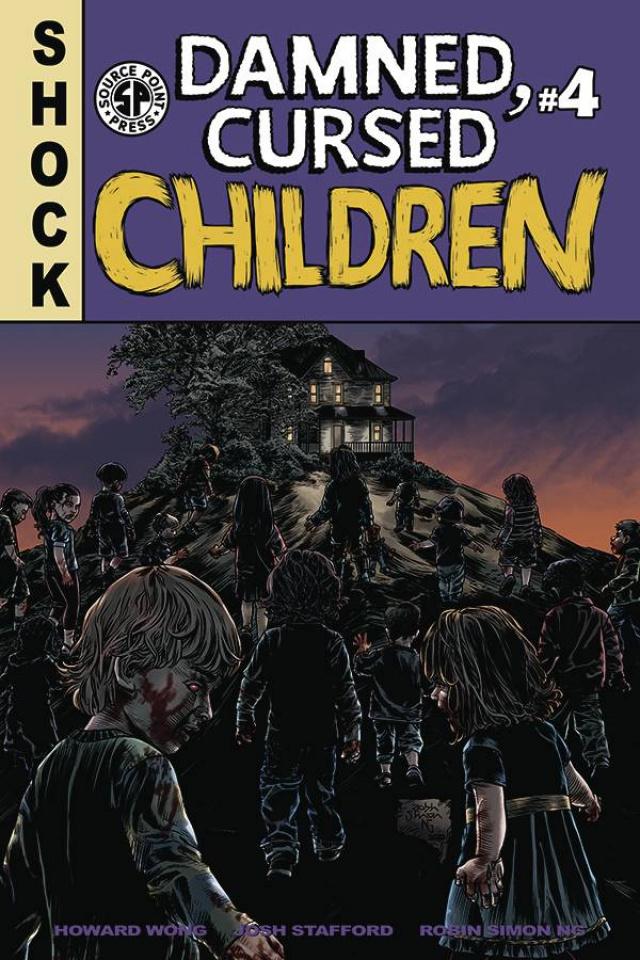Damned, Cursed Children #4