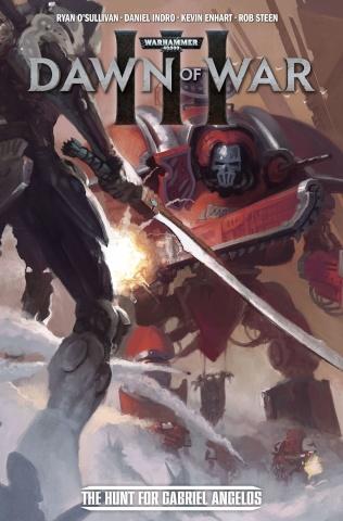 Warhammer 40,000: Dawn of War III #3 (Brobrowski Cover)