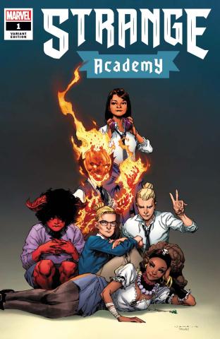 Strange Academy #1 (Opena Cover)