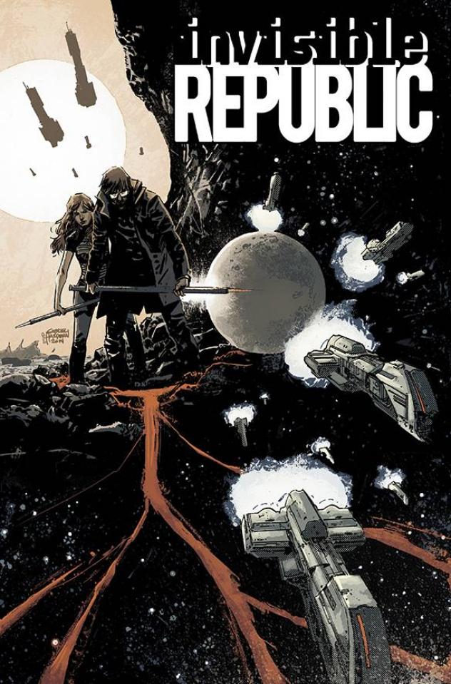 Invisible Republic #1