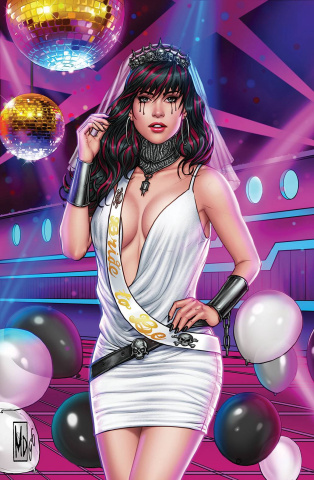 Tales of Terror Quarterly: Bachelorette Party (Dipascale Cover)