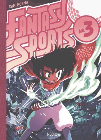 Fantasy Sports Vol. 3: The Green King