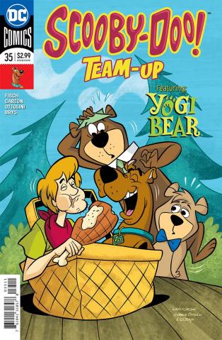 Scooby Doo Team-Up #35