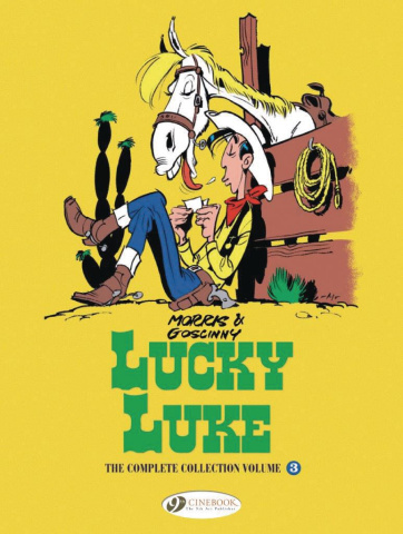 Lucky Luke Vol. 3 (The Complete Collection)