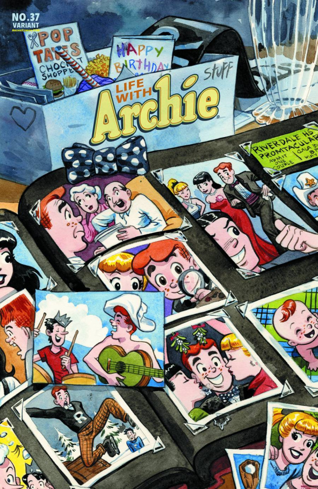 Life With Archie Comic #37 (Jill Thompson Cover)