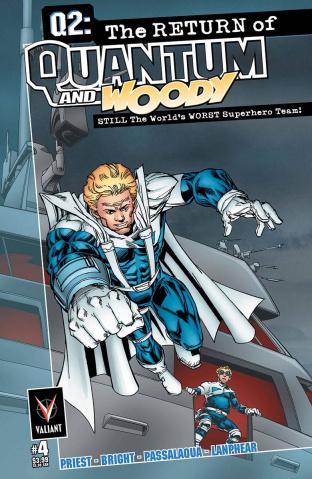 Q2: The Return of Quantum & Woody #4 (Bright Cover)