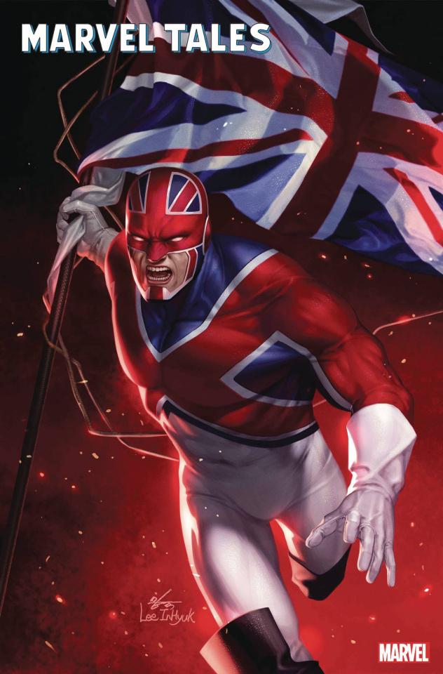 Marvel Tales: Captain Britain #1