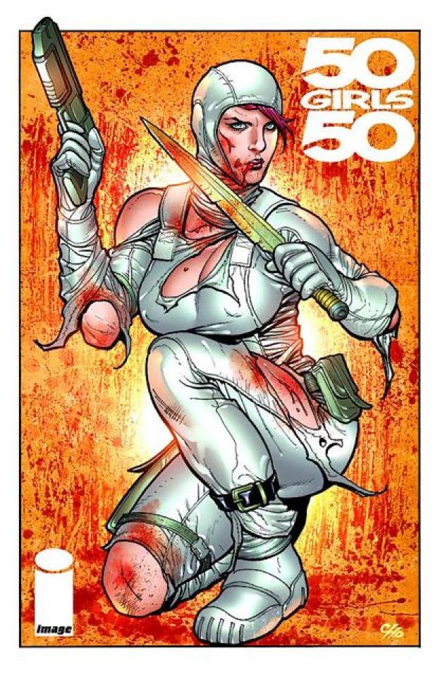 50 Girls 50 #4