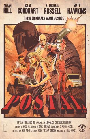 Postal #16 (Goodhart Cover)