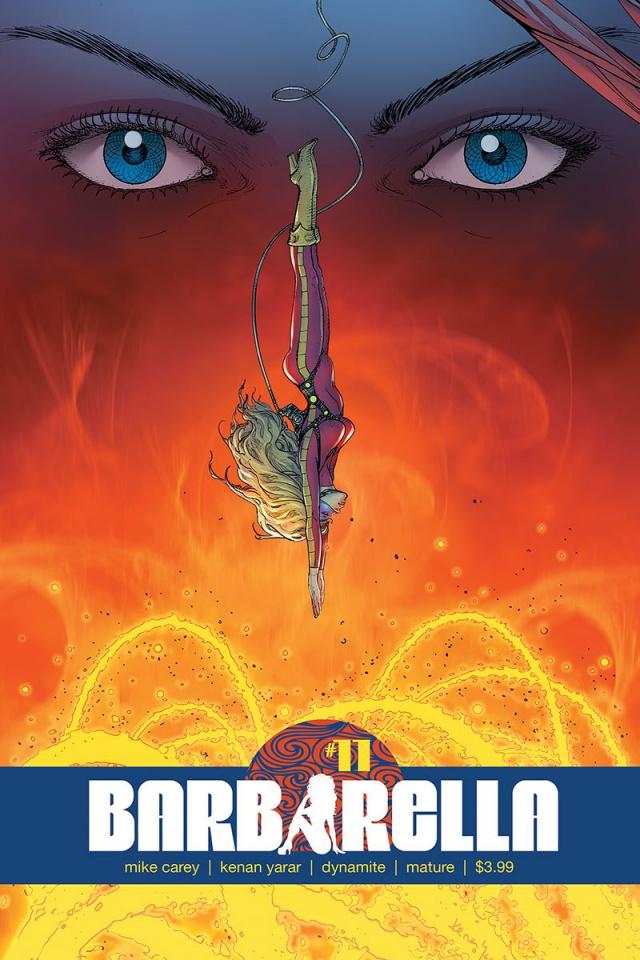 Barbarella #11 (Yarar Cover)