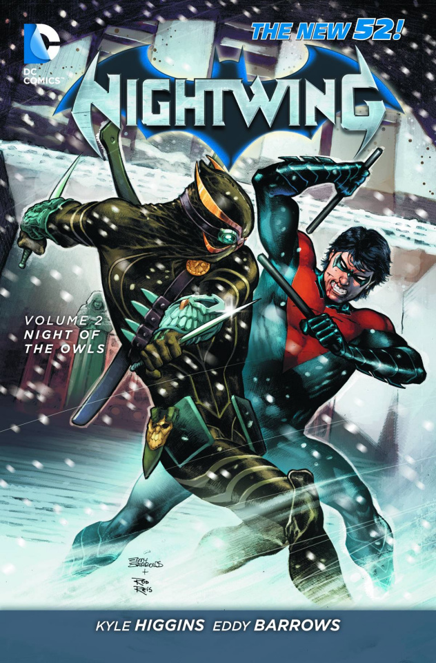 Nightwing Vol. 2: Night of the Owls