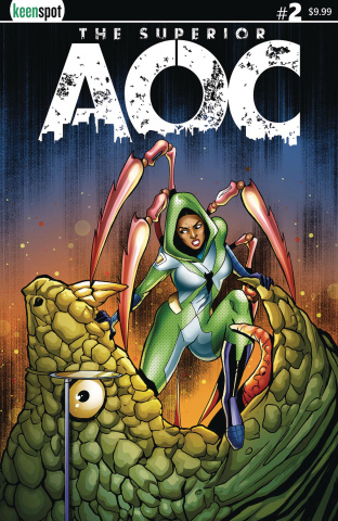The Superior AOC #2 (Qualano Cover)