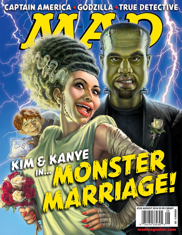 MAD Magazine #528