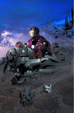 Invincible Iron Man #515