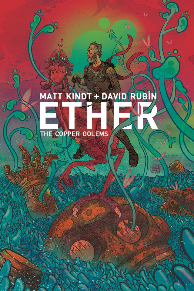Ether: The Copper Golems #1