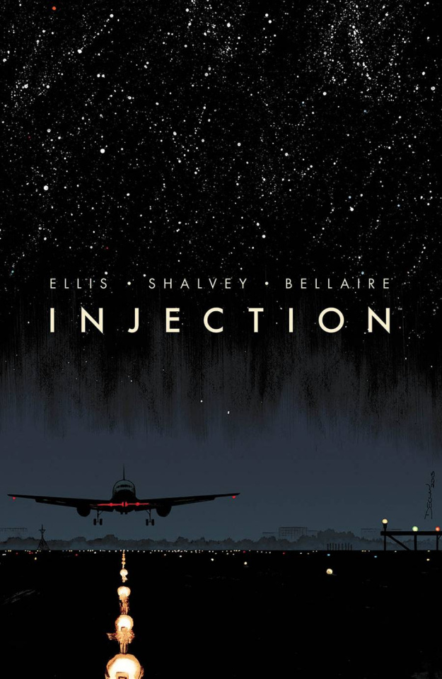 Injection #8 (Shalvey & Bellaire Cover)