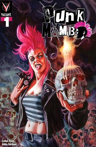 Punk Mambo #1 (Brereton Cover)